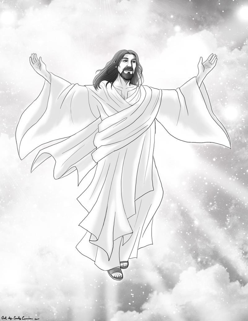 Jesus: I Am the Light... by EmilyCammisa