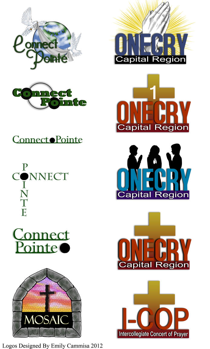 the gallery for gt christian logo designs