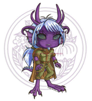 Ruskovin Master Adoptable Colored by EmilyCammisa