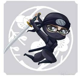 Robyn's Ninja by EmilyCammisa