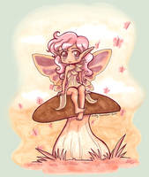 Fairy Flutterwing by EmilyCammisa