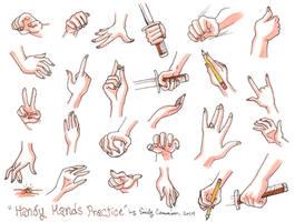 Handy Hands Practice by EmilyCammisa