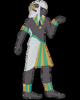 Egyptian Style Kalim by EmilyCammisa