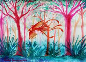 Flight of the Phoenix by EmilyCammisa