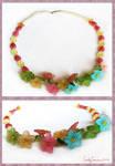 Flower Frolic Necklace