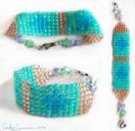Mermaid Princess Bracelet