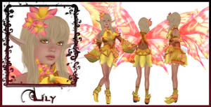 Lily Character Sheet