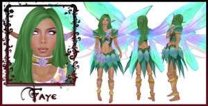 Faye Character Sheet