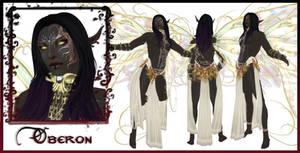 Oberon Character Sheet