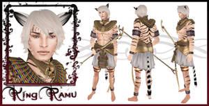 King Ramu Character Sheet