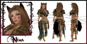 Nina Character Sheet