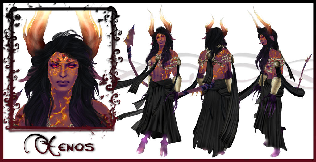 Halloween Xenos.Xenos Character Sheet By Emilycammisa On Deviantart
