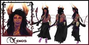 Xenos Character Sheet