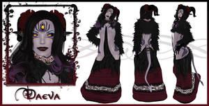 Daeva Character Sheet