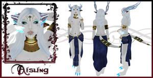 Aisling Character Sheet