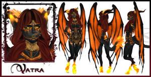 Vatra Character Sheet