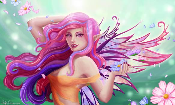 Sela the Springtime Fairy
