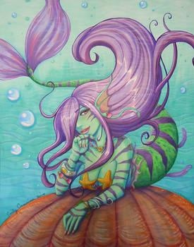 Maya the Mermaid 2017