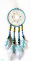 Tranquility Dreamcatcher by EmilyCammisa