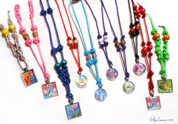 Art Necklaces by EmilyCammisa