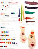 Color Studies by EmilyCammisa