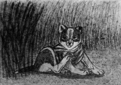 Itchy Puppy by BraithDraigwen
