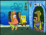SpongeBob SquarePants on MTV2 (2002) (w/ DVD FX)
