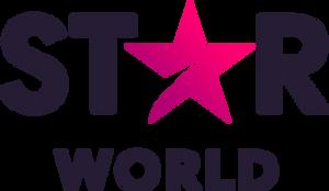 Star World (2021) logo