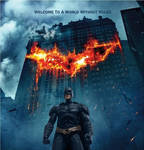 TDK poster with MM Batman