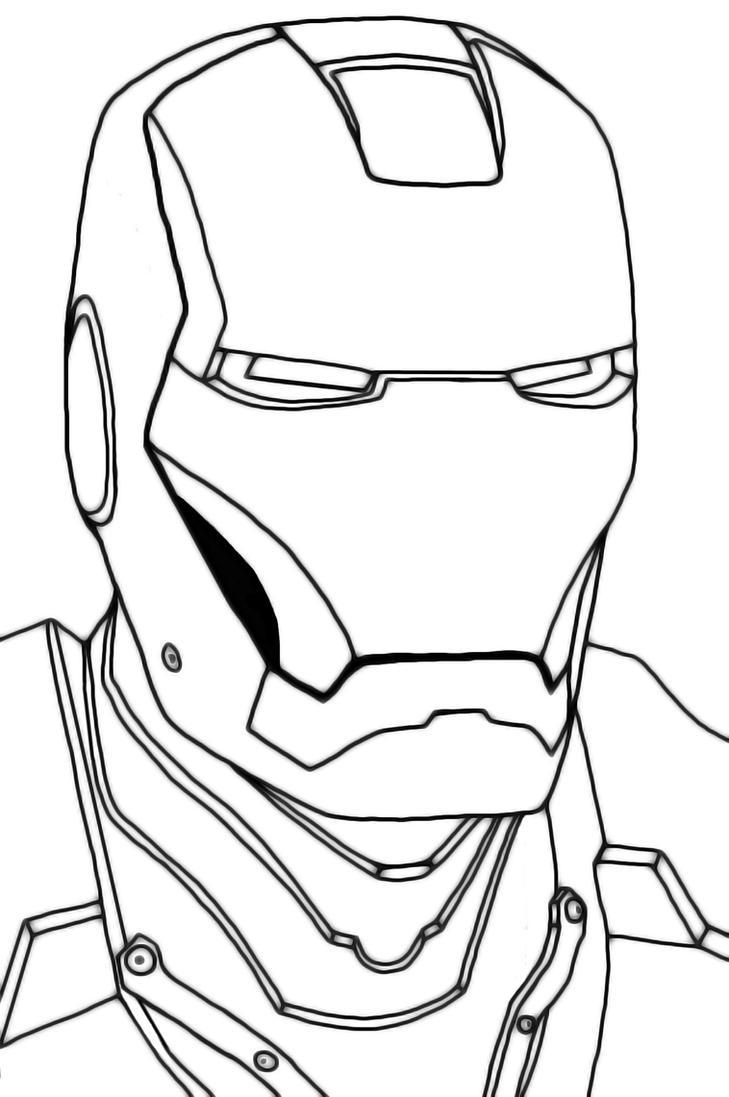 Iron Man by PolishTank48 on DeviantArt