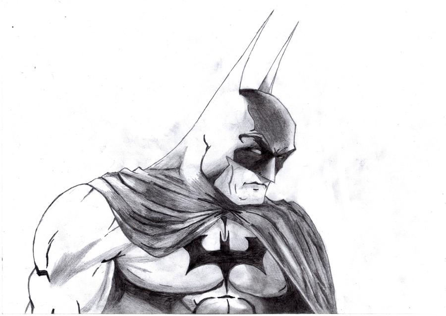 Batman -Michael Turner style-