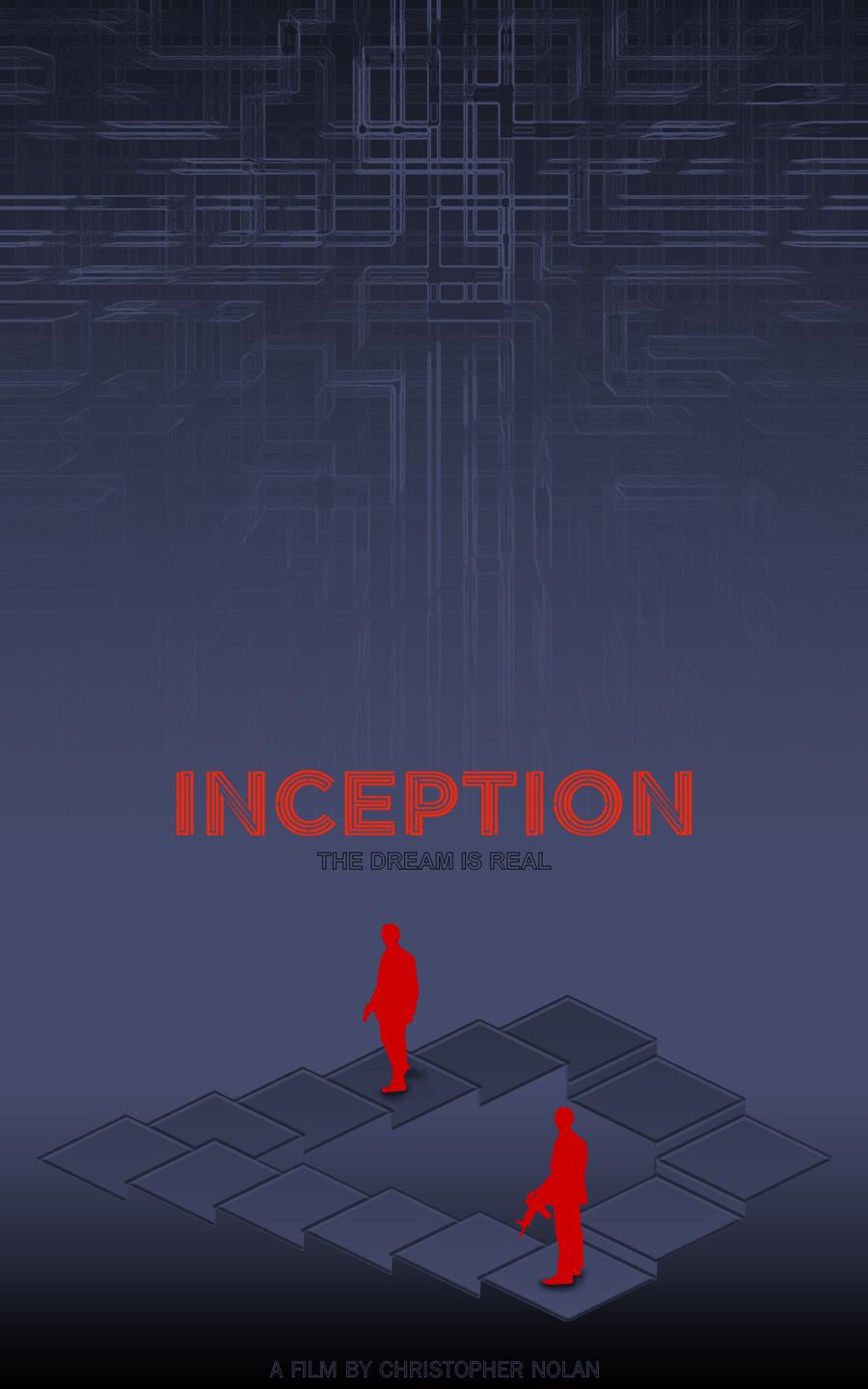 Paradox - Inception poster v1