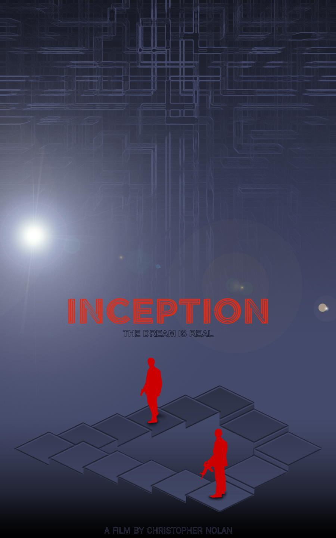 Paradox - Inception poster v2