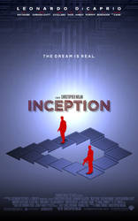 Paradox - Inception poster