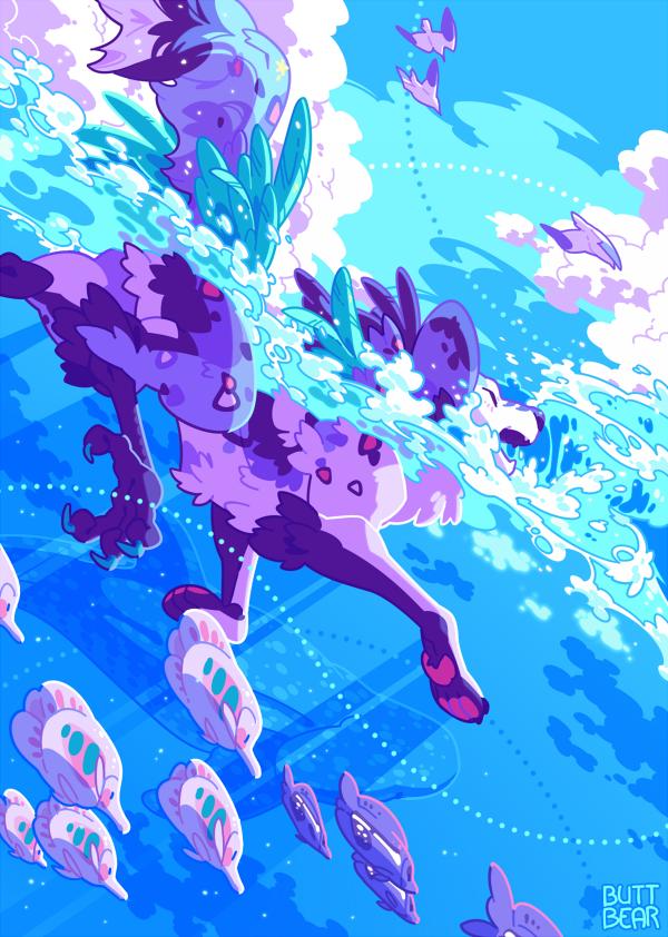Ocean by YuriStorm