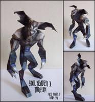 Turelim vampire papercraft by Karim-91