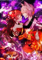 Nanami y Tomoe by PSLShana567