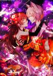Nanami y Tomoe