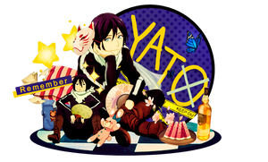Yato Firma by PSLShana567