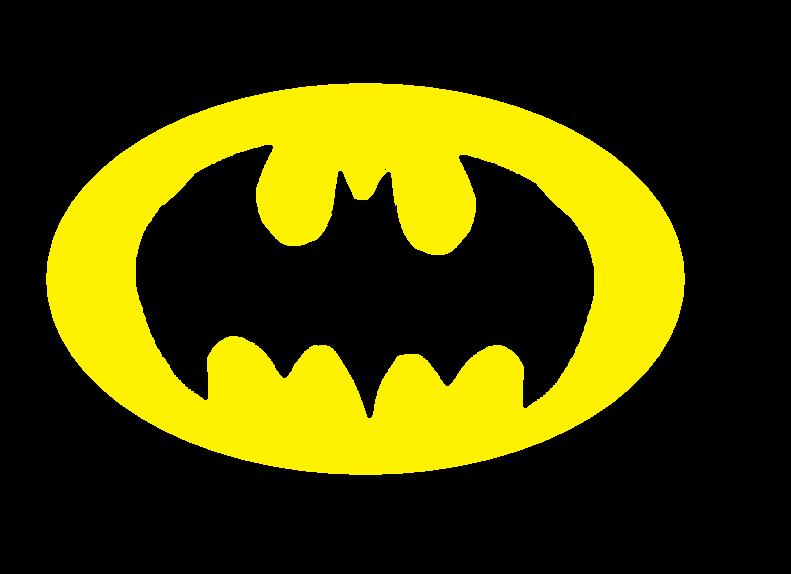 Batman Symbol For Anna! by spinstarxxx