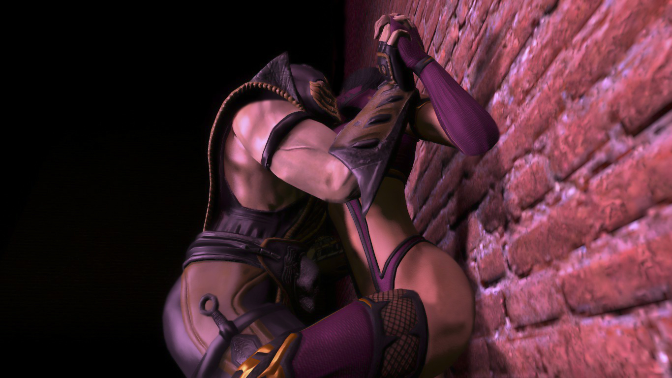 Mortal kombat malena hentai heard