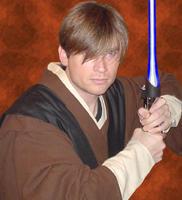 Albi-Wan by acasas