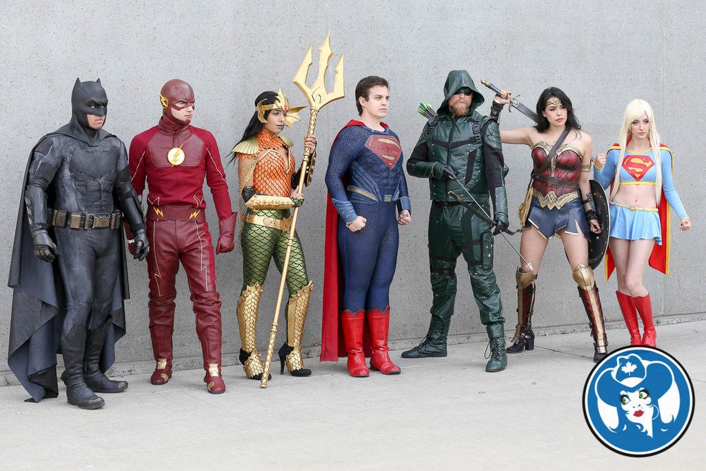 Justice League Cosplay by SuperEsks94 on DeviantArt