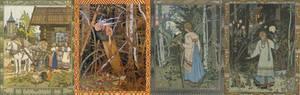 Pure Vassilissa, Impudent Euna, and the Baba Yaga