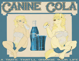 Canine Cola by nothere3