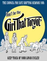 Don't Be the Girl That Forgot (clean version) by nothere3