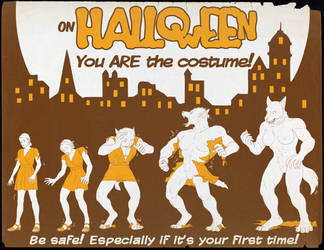 You ARE the Costume! by nothere3