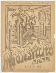 Moonshine Cleaners