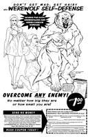 Werewolf Self-Defense (clean version) by nothere3