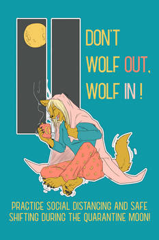 Don't Wolf Out, Wolf In! (clean version)
